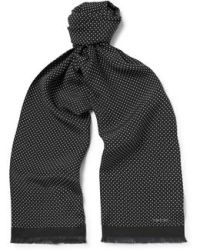 Shop Men's Tom Ford Scarves