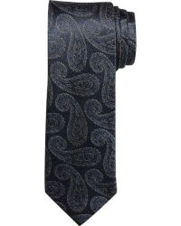 Jos. a. bank Joseph Abboud Paisley Tie in Blue for Men ...