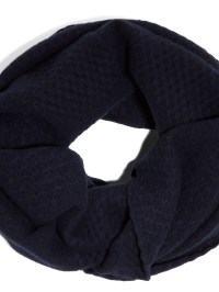 Dkny Cashmere Double Wrap Infinity Scarf in Blue | Lyst