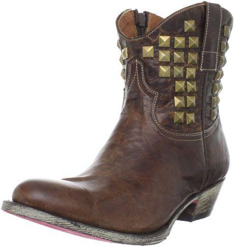 Lauren Jones Lauren Jones Womens Oakley Boot In Brown Lyst