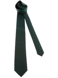 Lyst - Paul smith Slim Fit Tie in Green for Men