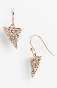Alexis Bittar Dark Gardens Thorn Drop Earrings in Pink ...
