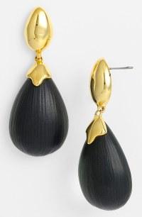 Alexis Bittar Lucite Neo Bohemian Drop Earrings in Gold | Lyst