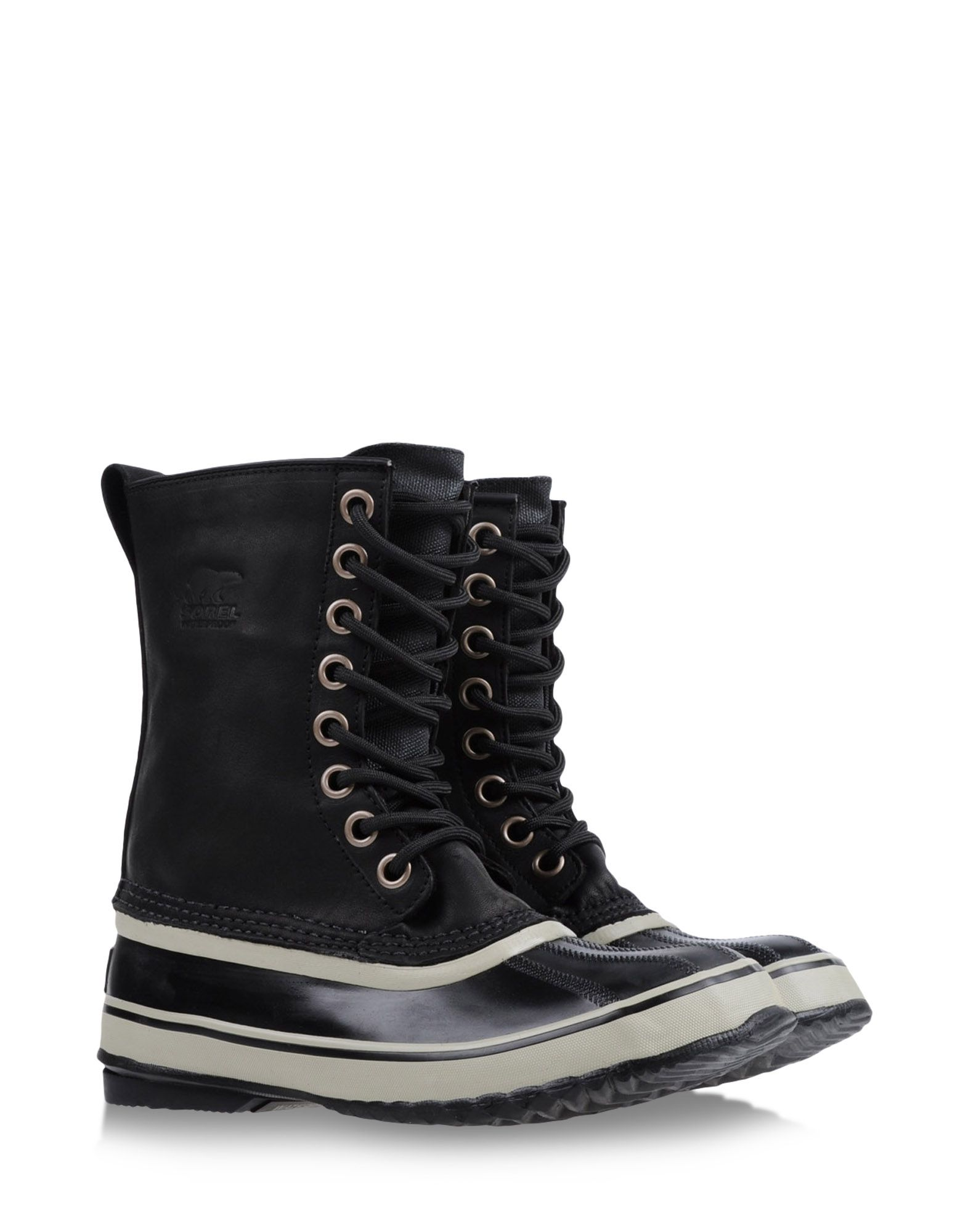 Sorel Rain Cold Weather Boots In Black Lyst
