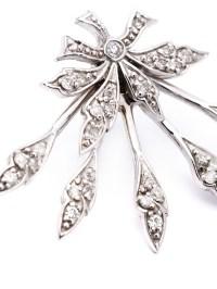 Carbon & hyde 'Poison Ivy' Diamond Lobe Earring in ...