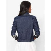 Lyst - Denim & Supply Ralph Lauren Denim Shawl-collar ...