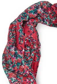 Lyst - Forever 21 Ditsy Floral Infinity Scarf