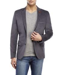 Grey Corduroy Sport Coat - Coat Racks