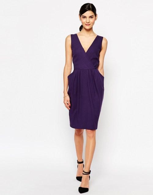 Medium Of Dress With Pockets