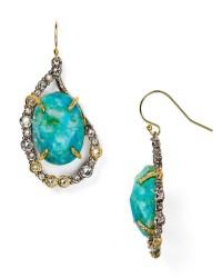 Alexis Bittar Elements Crystal Embellished Drop Earrings ...