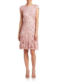 Petal Dress | piper petal dress, oscar de la renta petal ...