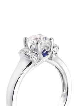 Small Of Vera Wang Wedding Rings