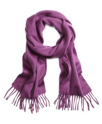 Lyst - Brooks brothers Cashmere Scarf in Purple for Men ...