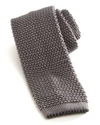 Charvet Knit Silk Tie in Gray for Men - Save 5% | Lyst