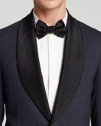 Lyst - Eidos Puppytooth Shawl Collar Tuxedo - Regular Fit ...