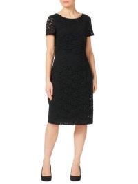 Precis petite Jasmin Lace Dress in Black | Lyst