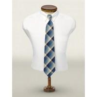 Lyst - Rrl Handmade Plaid Tie in Blue for Men