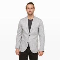 Lyst - Club Monaco Shawl Collar Blazer in Gray for Men
