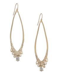 Alexis Bittar Gold Earrings Lyst Alexis Bittar Elements ...