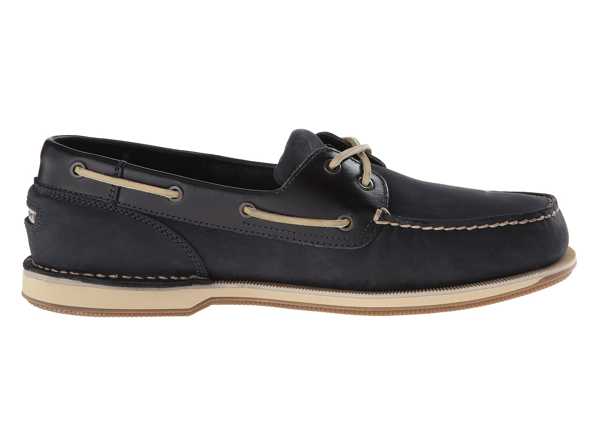 Perth Shoes Rockport Ports Of Call Perth In Blue For Men Lyst