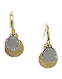 Marc by marc jacobs Earrings in Gold | Lyst