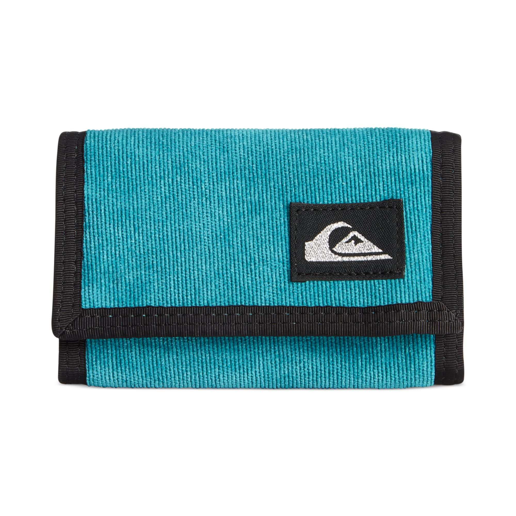 Coles Mobile Activate Quiksilver Activate Wallet In Blue For Men Lyst