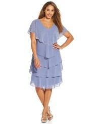 Plus Size Casual Chiffon Dresses   www.pixshark.com ...