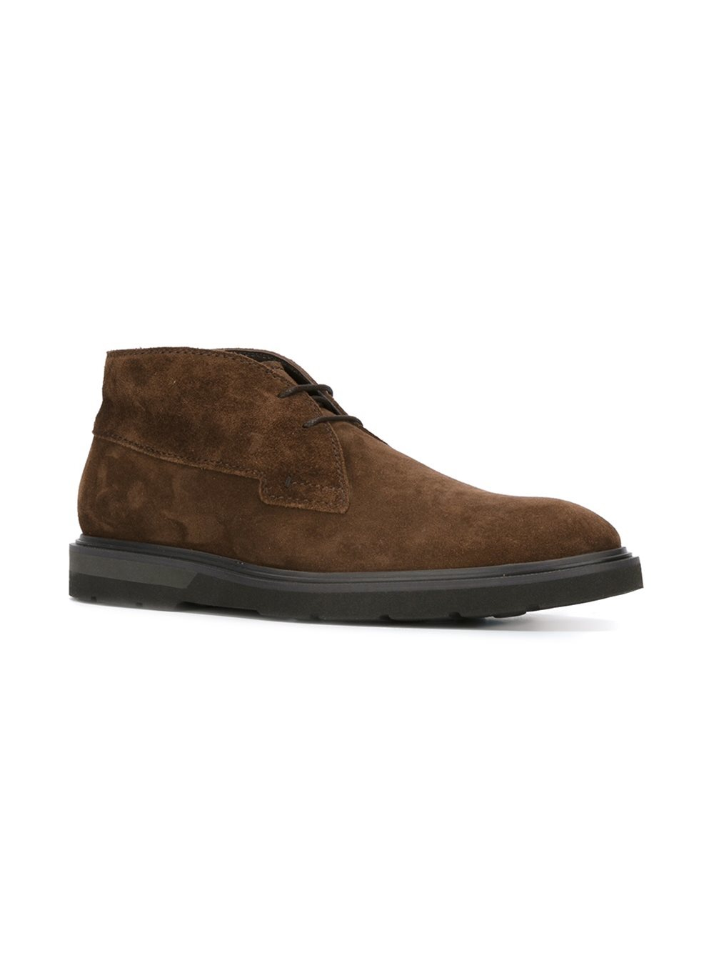 Hogan Shoes Sale Tod's Suede Desert Boots In Brown For Men - Lyst