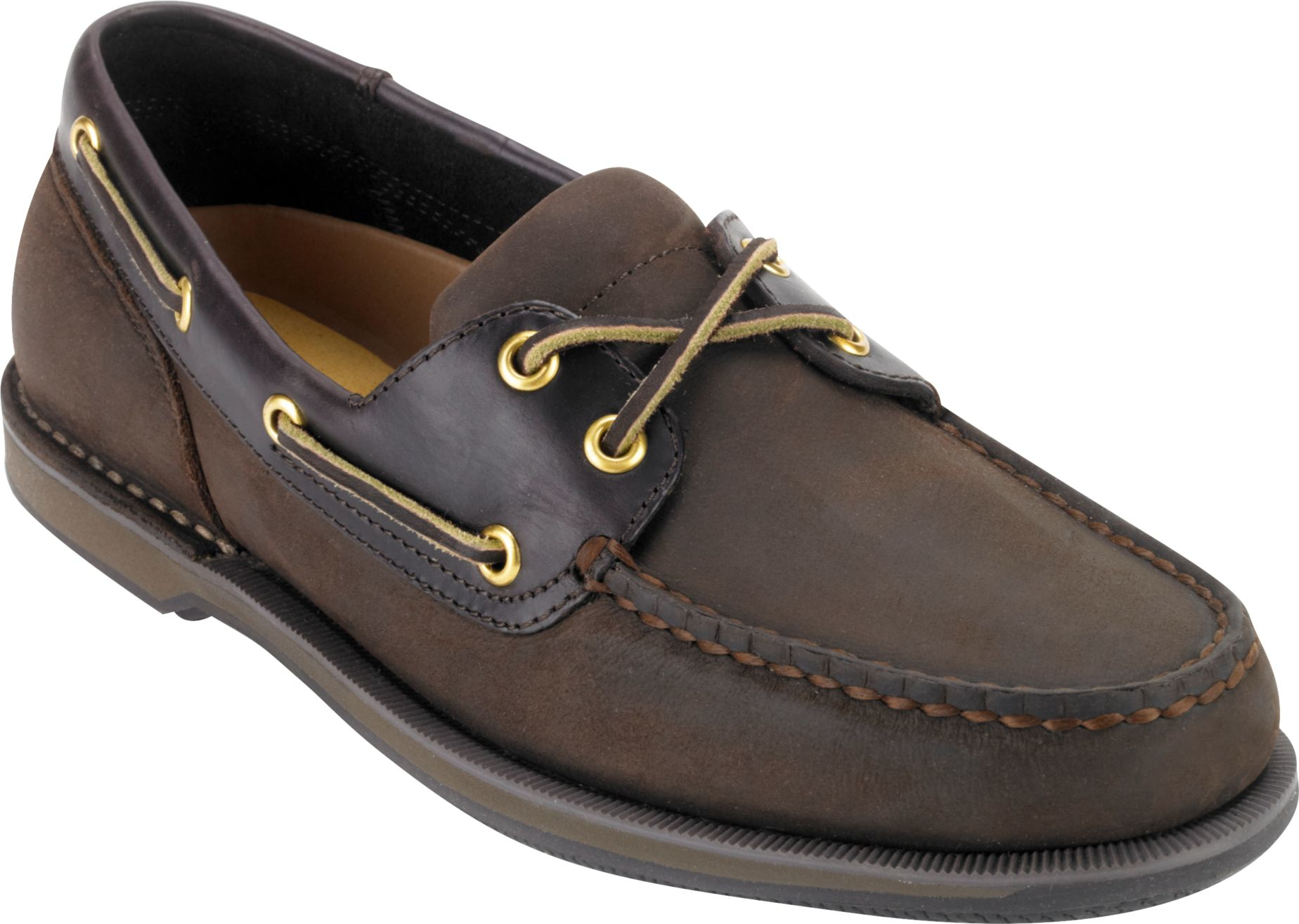 Perth Shoes Jos A Bank Perth Boat Shoe By Rockport In Black For Men
