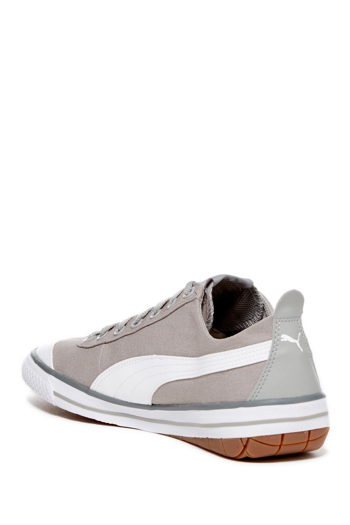 Lyst Puma 917 Fun Canvas Sneaker In White For Men