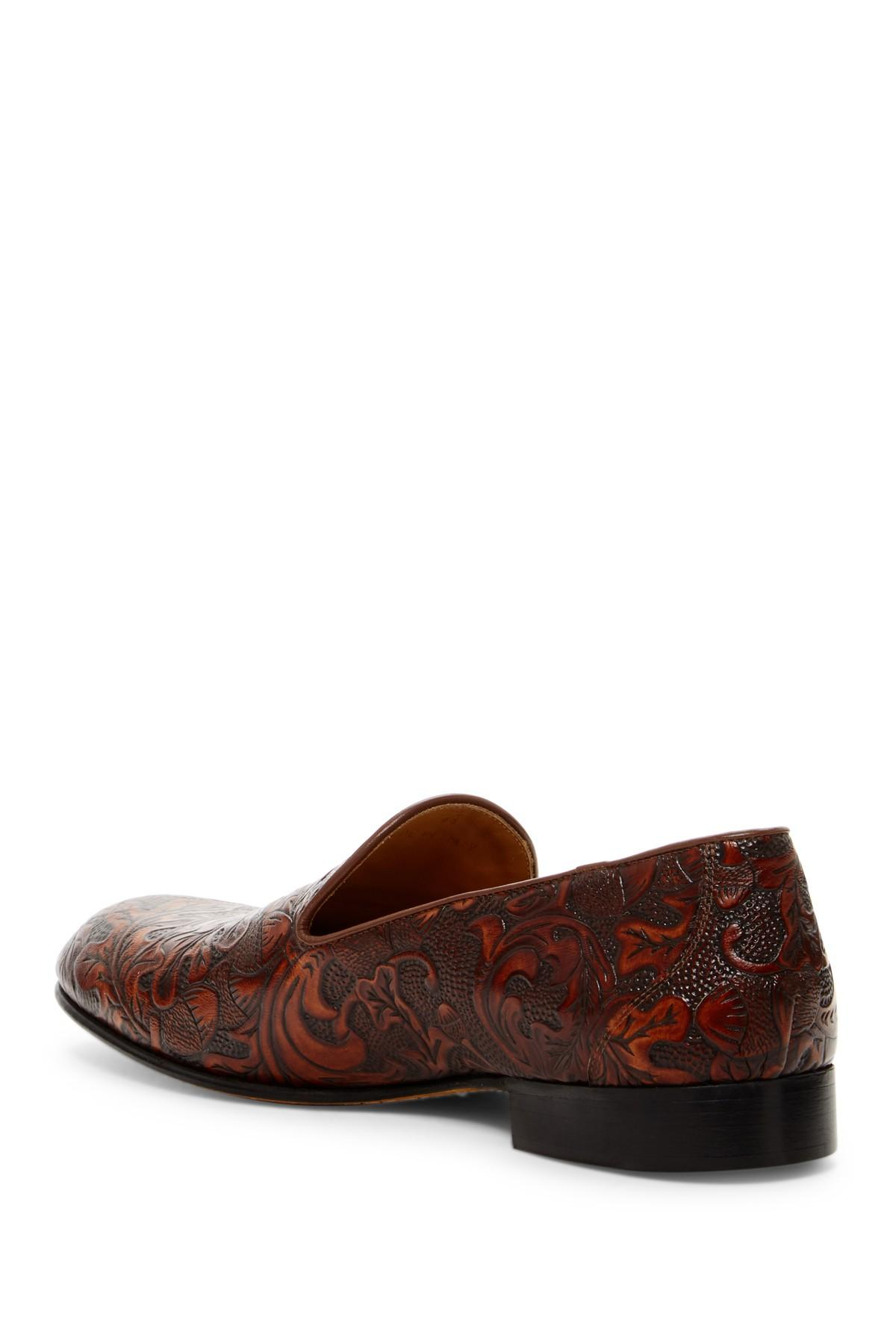 Forzieri Hogan Lyst - Vivienne Westwood Tooled Oaknuts Loafer In Brown
