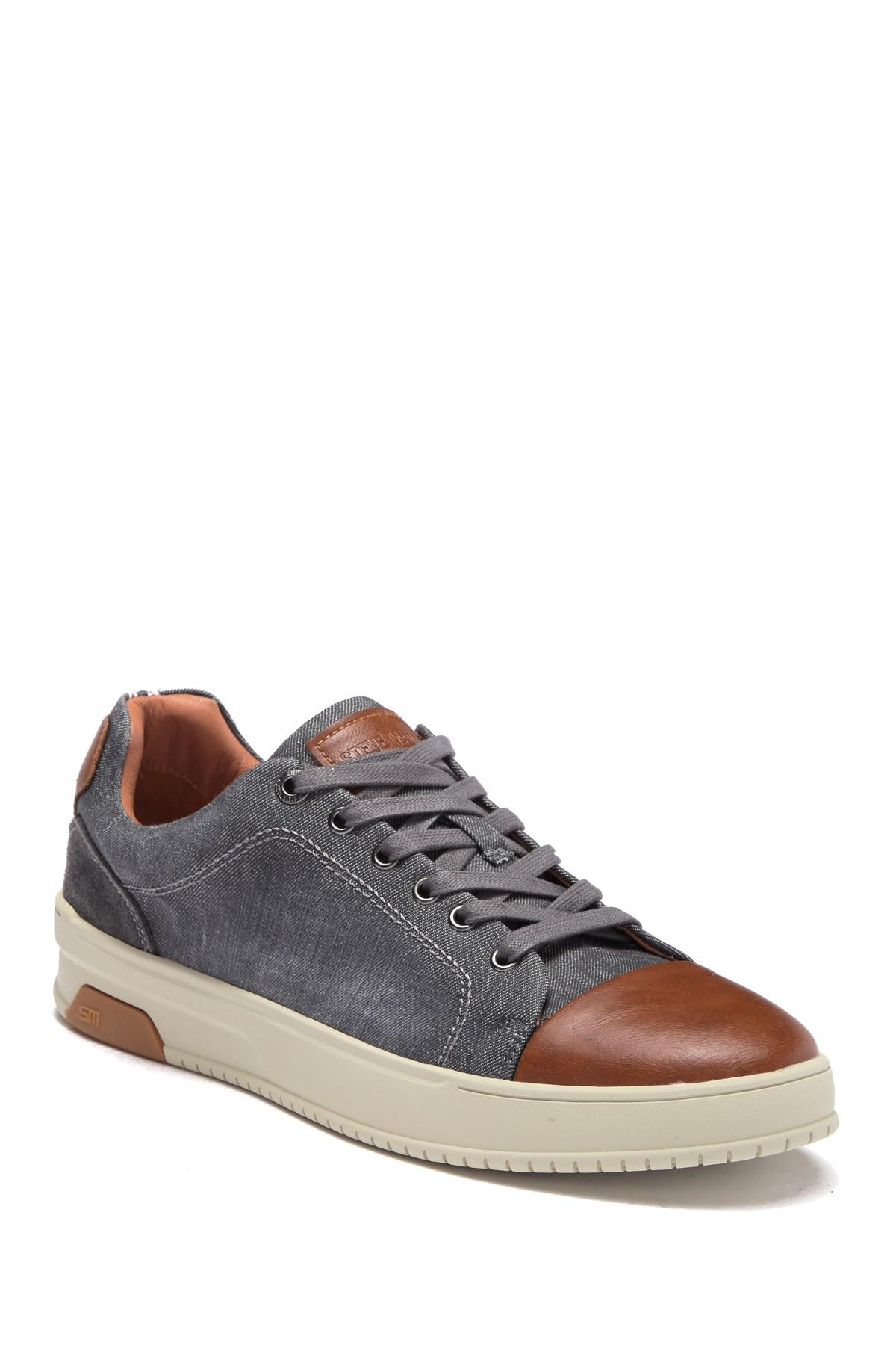 Rattan Rollo Lyst Steve Madden Rollo Sport Sneaker In Gray For Men