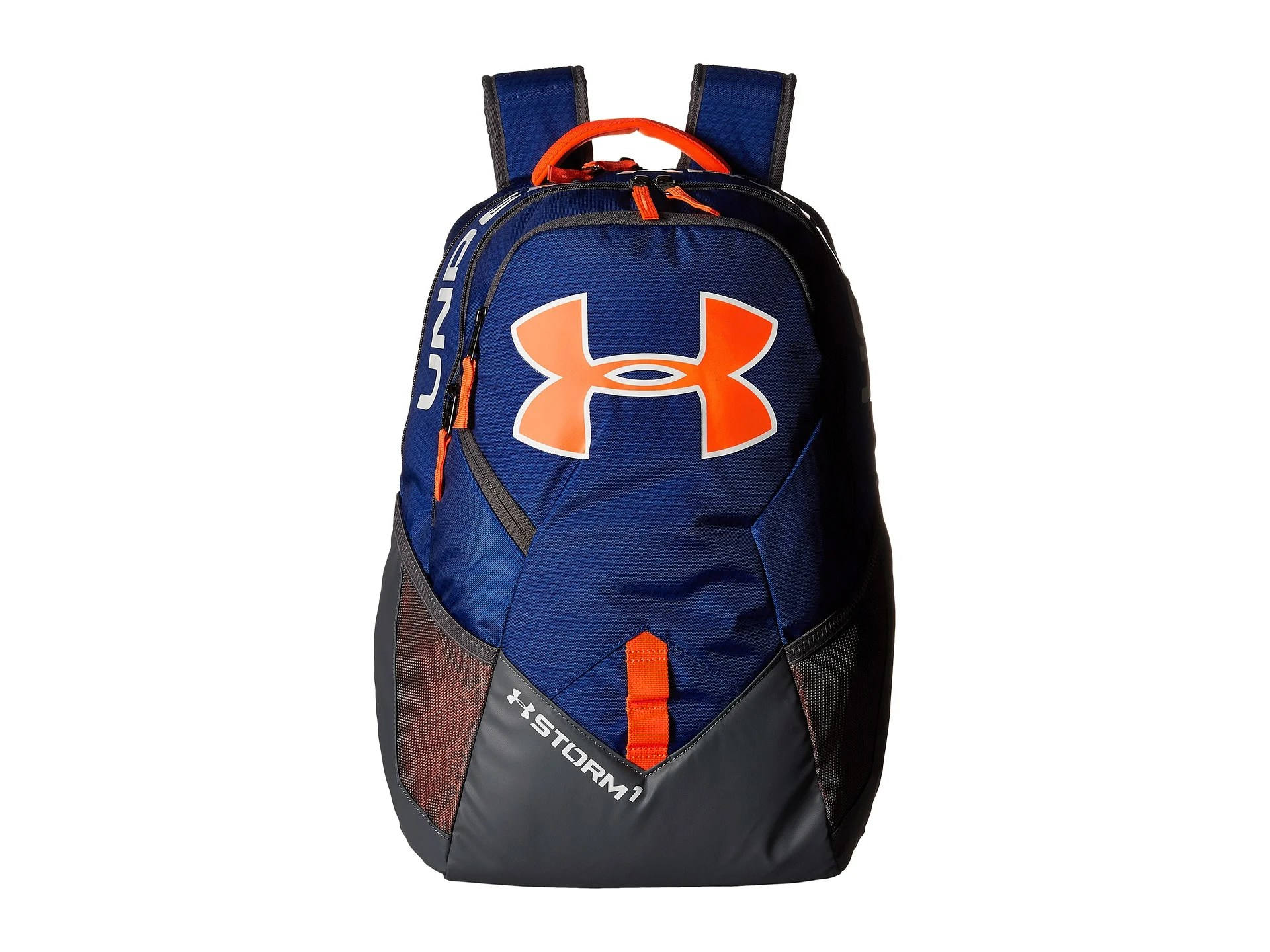 Top 2000 Quiz Lyst - Under Armour Ua Big Logo Iv Backpack For Men