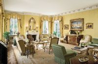 Traditional Living Room by Alexa Hampton by Architectural ...