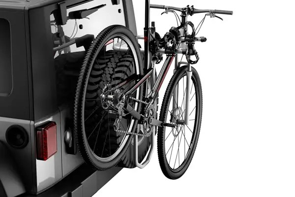 Thule Spare Me 963pro Spare Tire Mounted Bike Rack