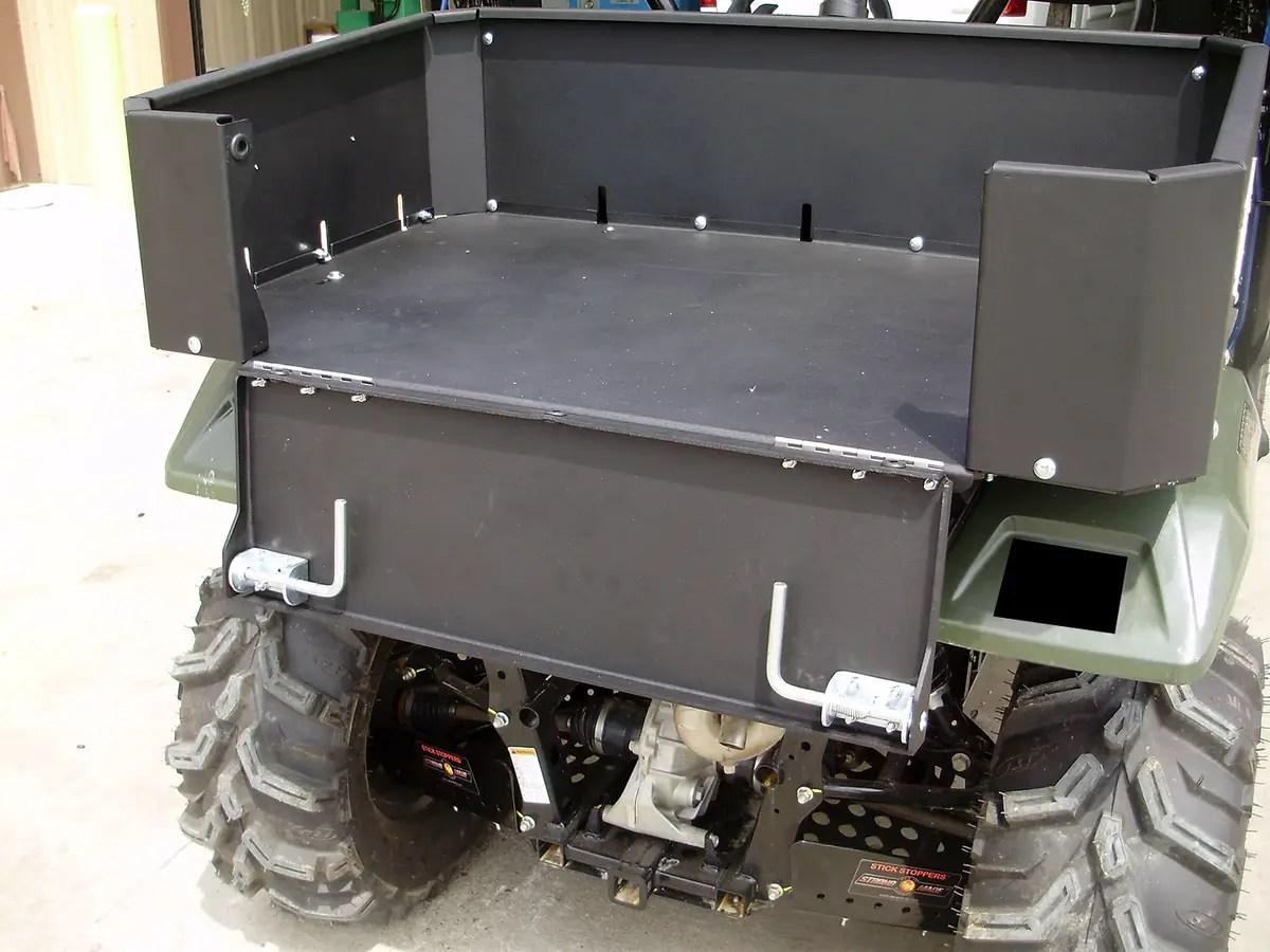 Cb100 Cargo Bed For Honda Pioneer 500 2015 2018
