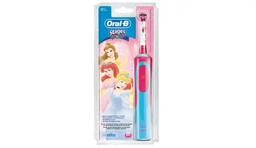 Braun Oral B Stages Power Rechargeable Kids Electric