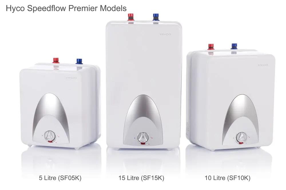 Hyco Speedflow Undersink Water Heater 10 Litres Sf10k
