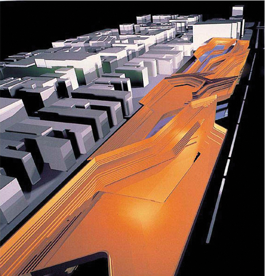 Bibliotheque Grande Editorial Zaha S Unbuilt Canadian Projects Canadian Architect