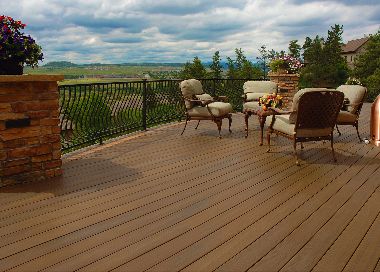 Home Depot Cedar Deck Boards The Spring 2016 Deck Report Remodeling Lumber Decks