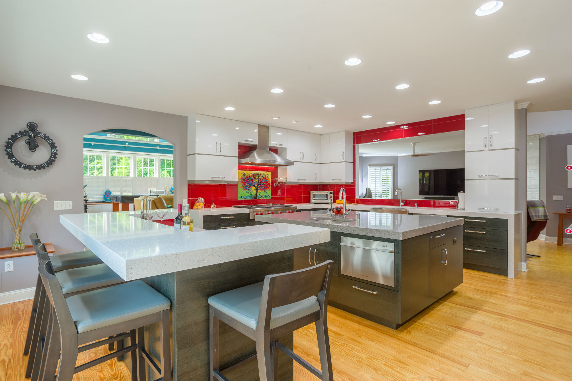 Kitchen And Bath Design Education Rhode Island Remodel Teaches Valuable Lesson In