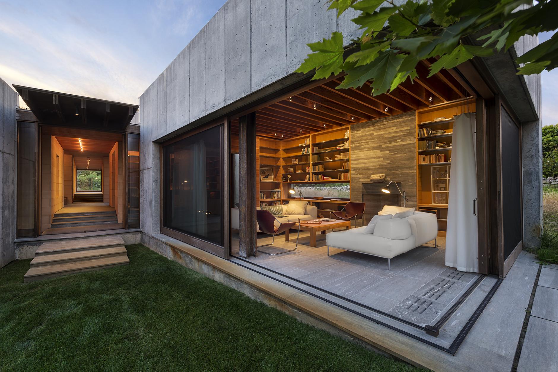 Sa 3d Name Wallpaper East House Architect Magazine Peter Rose Partners