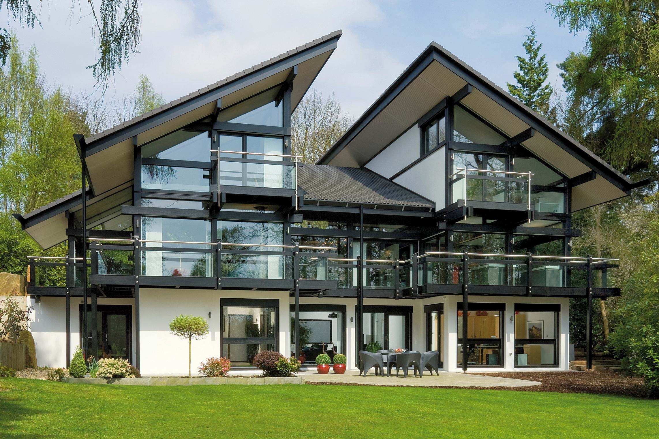 Huff House Germany Based Modular Home Supplier Sets Its Sights On America