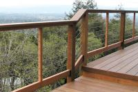 Installing Cable Railings | Professional Deck Builder ...