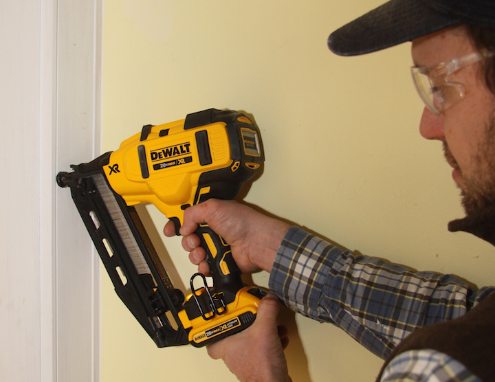 Kitchen Interior Design Online Field Tested: Dewalt Dcn660 Finish Nailer | Jlc Online