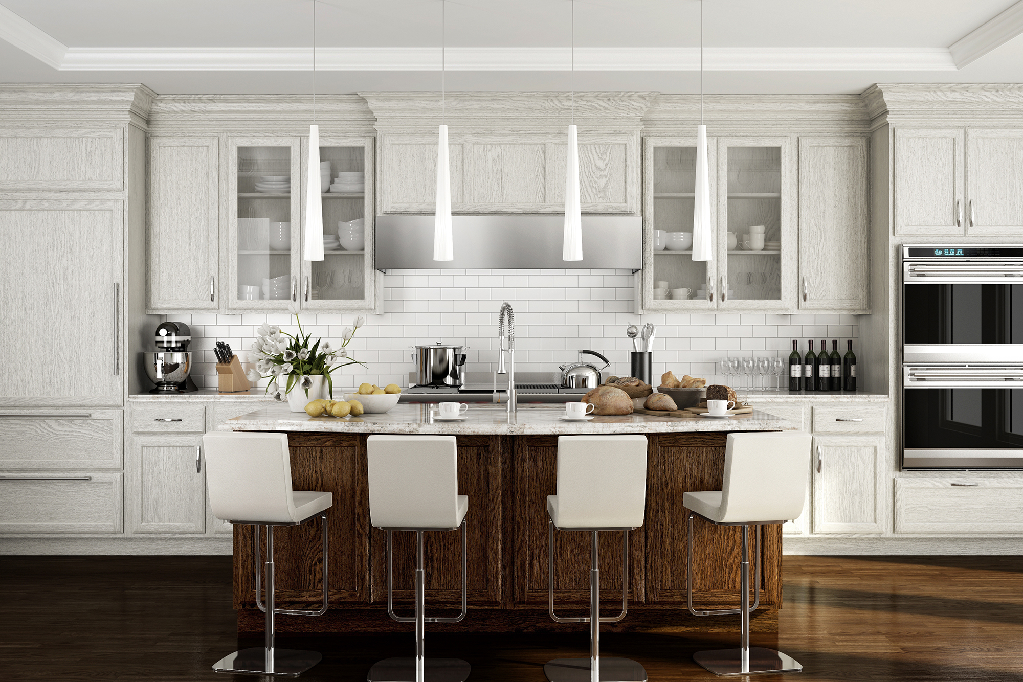 Kitchen Cabinets Red Oak Floors Consider Red Oak A Versatile Hardwood That Can Be Used In Any