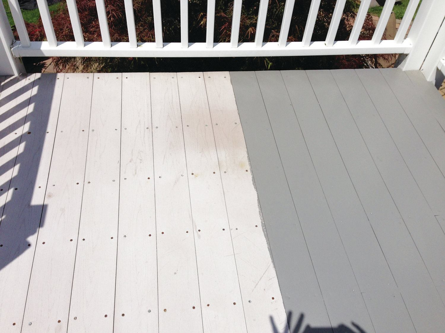 Synthetic Deck Boards Painting Composite Decking Professional Deck Builder Composite