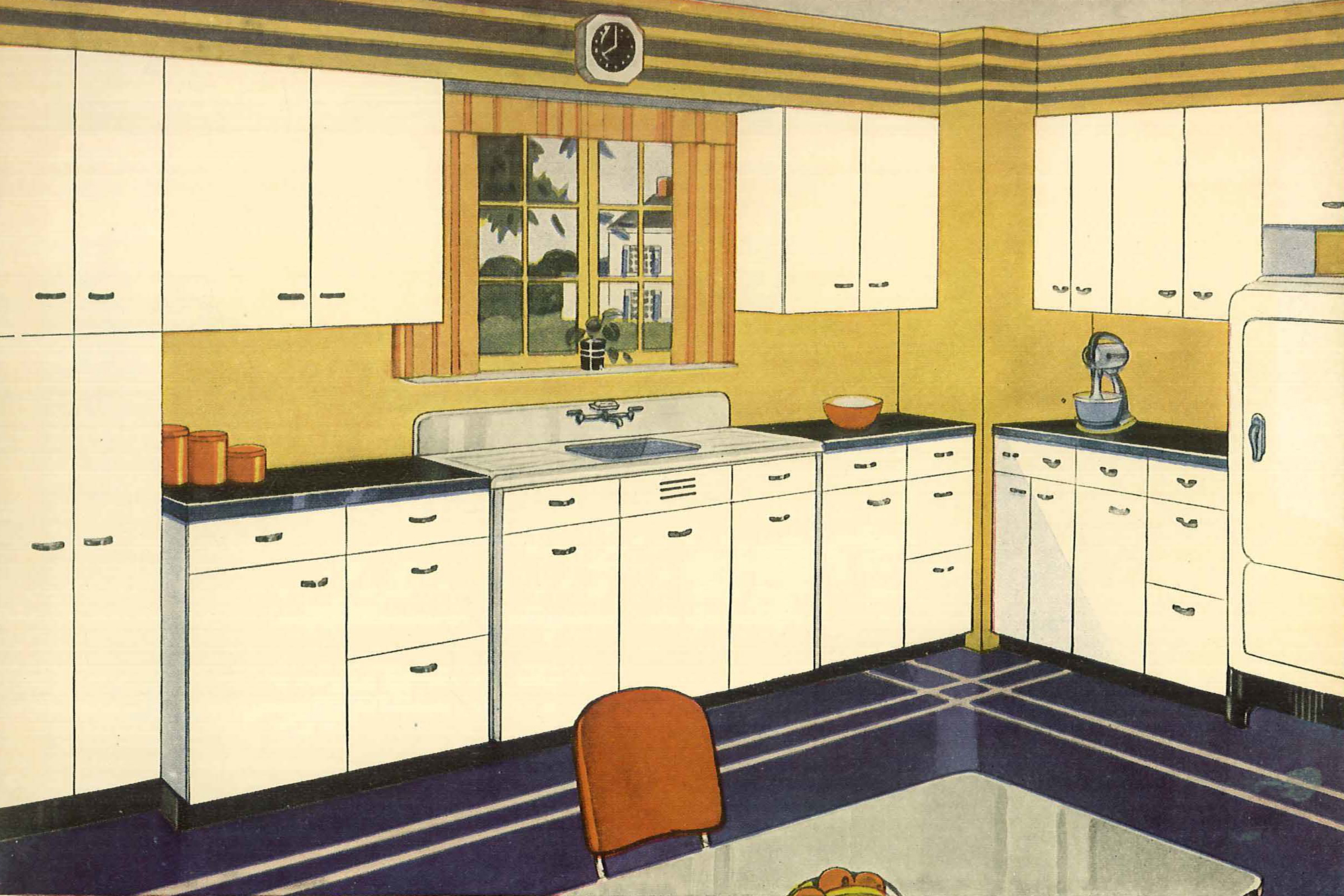 Hoosier Cabinet The Rise Of The Modern Kitchen | Architect Magazine
