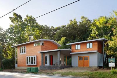 Modern Home in Raleigh Overcomes Historic Preservation Challenge | Architect Magazine | Historic ...