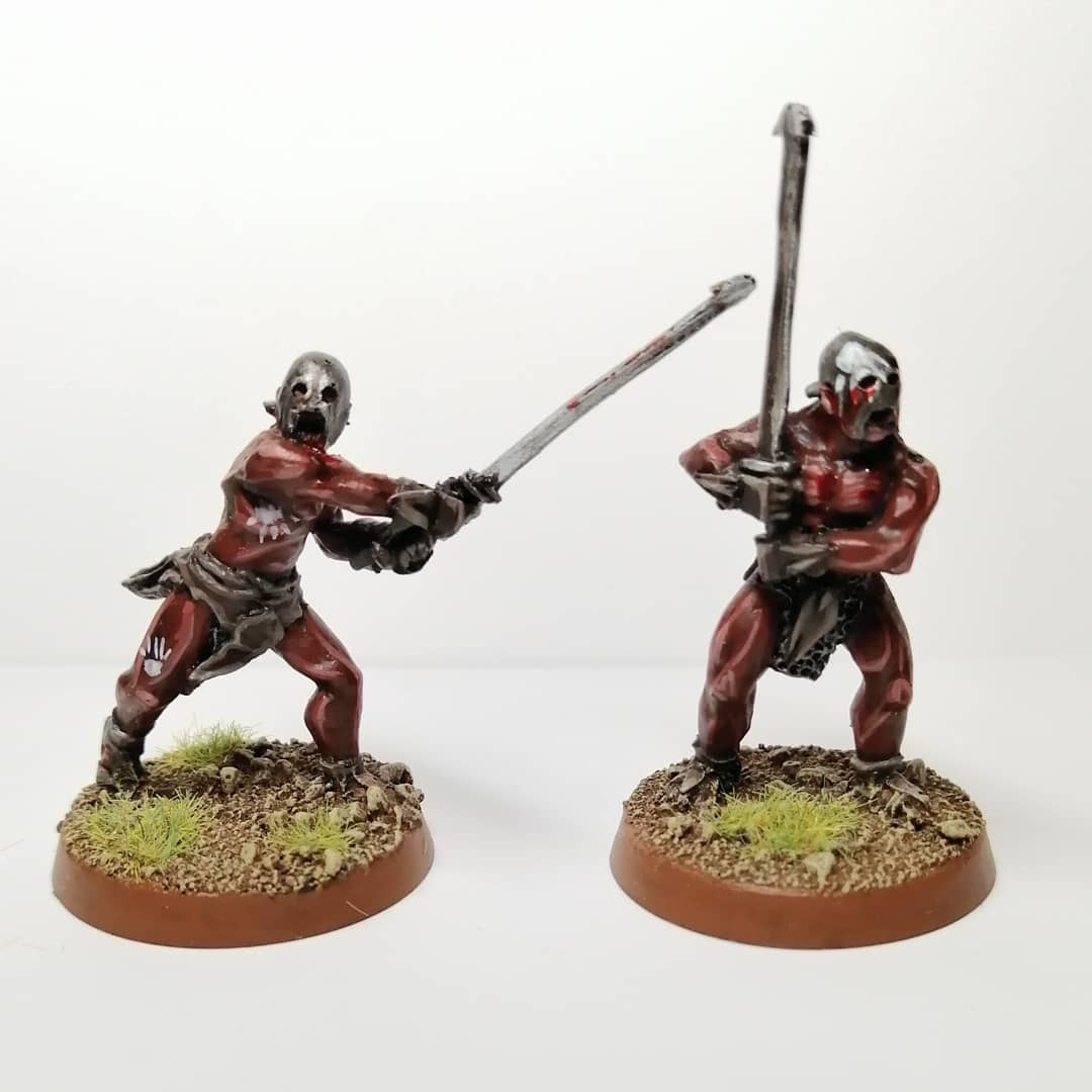 Home Games Workshop Webstore Uruk Hai Berserkers Games Workshop Webstore